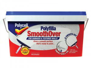 Polycell, SmoothOver Damaged / Textured Walls