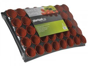 Plantpak Seed & Cutting Tray 40 Pot (Pack of 16)