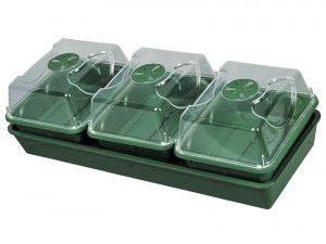 Plantpak Windowsill Heated Propagator