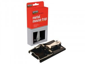 Pest-Stop Systems Easy Setting Metal Mouse Trap