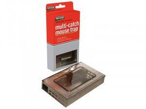 Pest-Stop Systems Multicatch Humane Mouse Trap Metal
