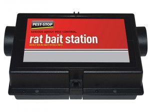 Pest-Stop Systems Rat Bait Station (Plastic)