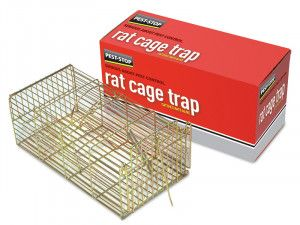 Pest-Stop Systems Rat Cage Trap 14in