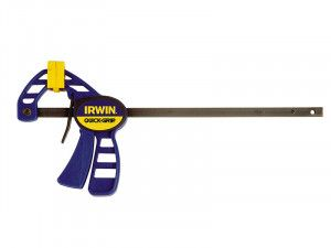 IRWIN Quick-Grip Micro Clamps Twin Pack 100mm (4in)