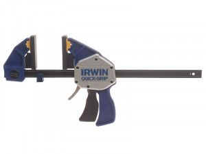 IRWIN Quick-Grip, Xtreme Pressure One Handed Clamps
