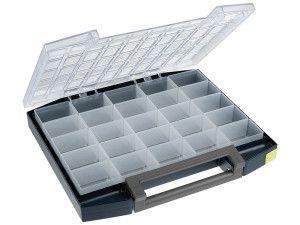 Raaco Boxxser 55 5x10 Pro Organiser Case 25 Inserts