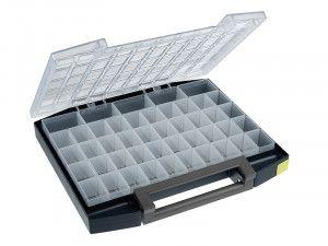 Raaco Boxxser 55 5x10 Pro Organiser Case 45 Inserts