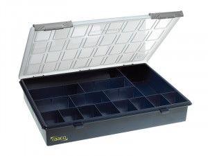 Raaco A4 Profi Service Case Assorter 15 Fixed Compartments