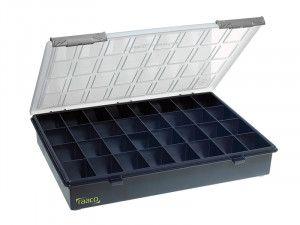 Raaco A4 Profi Service Case Assorter 32 Fixed Compartments