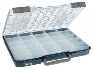 Raaco CarryLite Organiser Case 55 5x10-25 25 Inserts
