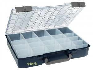 Raaco CarryLite Organiser Case 80 5x10-20 20 Inserts