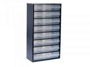 Raaco 1224-02 Metal Cabinet 24 Drawer