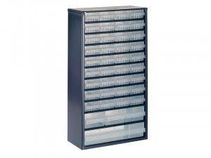 Raaco 1240-123 Metal Cabinet 40 Drawer