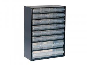 Raaco 928-123 Metal Cabinet 28 Drawer