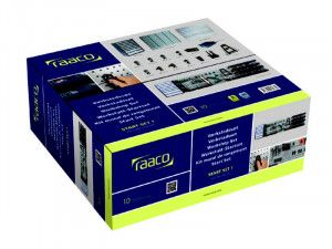 Raaco Professional Workshop Starter Kit 42 Piece