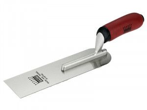 Ragni Pipe Trowel Soft Grip Handle 10.1/2 x 3in