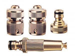 Rehau Brass Fittings Starter Set 12.5mm (1/2in)