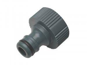 Rehau Tap Connector 19mm (3/4in) BSP