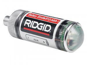 RIDGID Battery Remote Transmitter (512 Hz Sonde) 16728