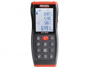 RIDGID 36813 Micro LM-400 Advanced Laser Distance Measure 70m