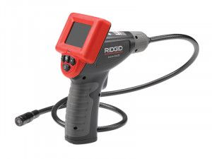 RIDGID CA-25 Micro SeeSnake® Hand Held Inspection Camera 40043