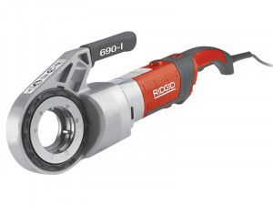 RIDGID 690-I Handheld Powered Pipe Threader 44943