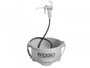 RIDGID Model 418 Oiler with 5 Litres Oil 73442