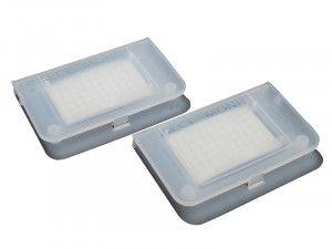 Rentokil BB01 Bed Bug Killer Traps Twin Pack