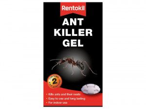 Rentokil Ant Killer Gel Twin Pack