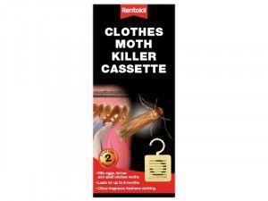 Rentokil, Moth Killer Cassette