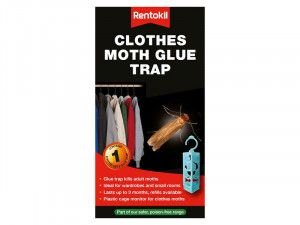 Rentokil, Clothes Moth Glue Trap