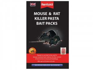 Rentokil, Mouse & Rat Killer Pasta Bait