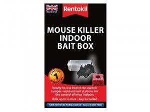 Rentokil, Mouse Killer Indoor Bait Box