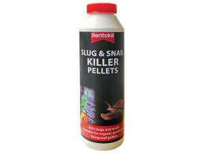 Rentokil Slug & Snail Killer Pellets