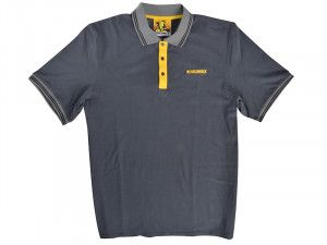 Roughneck Clothing, Grey Polo Shirt