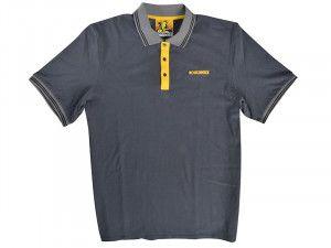 Roughneck Clothing, Grey Polo Shirt