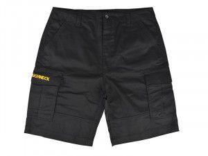 Roughneck Clothing, Black Work Shorts