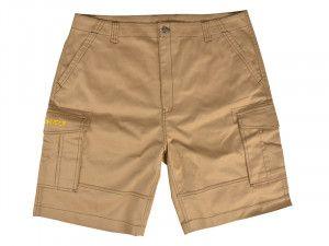Roughneck Clothing, Work Shorts Khaki