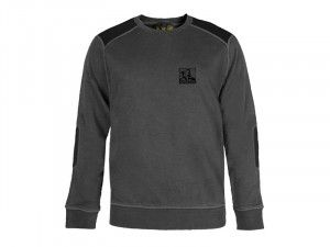 Roughneck Clothing, Grey Crewneck Sweatshirt