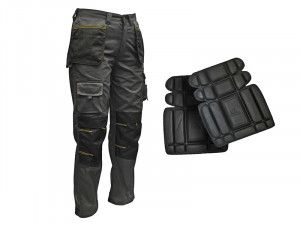Roughneck Clothing, Holster Work Trouser & Knee Pads