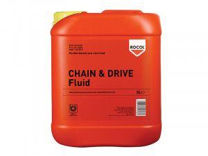 ROCOL CHAIN & DRIVE Fluid 5 Litre