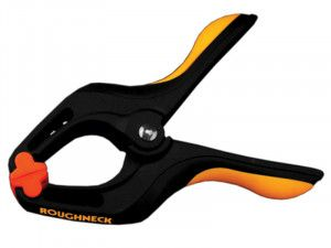 Roughneck, Heavy-Duty Plastic Hand Clips
