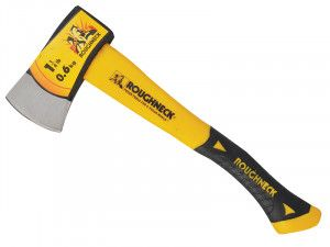 Roughneck Axe Fibreglass Handle 600g (1.1/4 lb)