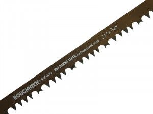 Roughneck, Bowsaw Blade - Raker Teeth