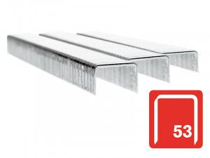Rapid, 53 Series Galvanised Staples