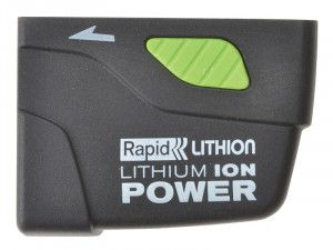 Rapid AC300 Li-Ion Battery Pack For BGX300 Glue Gun 7.2 Volt 2.6Ah
