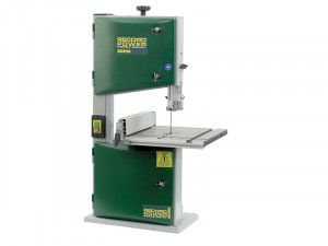 Record Power BS250 Benchtop Bandsaw 370W 240V
