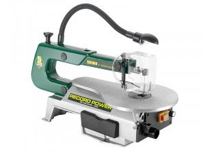Record Power SS16V Scroll Saw 400mm 75W 240V