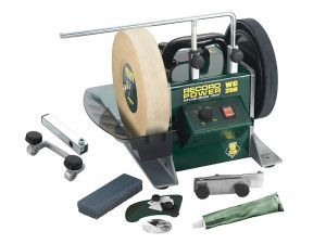 Record Power WG250  250mm (10in) Wet Stone Grinder 160W 240V