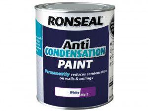 Ronseal, Anti Condensation Paint White Matt